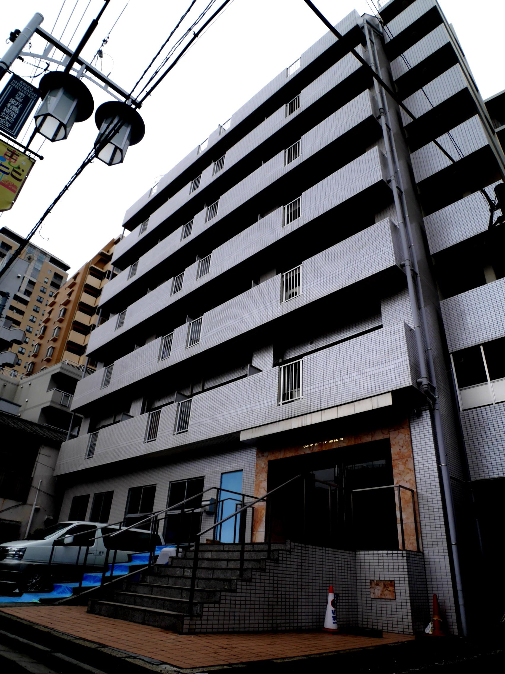 渋谷区恵比寿1丁目 一棟マンション-外観