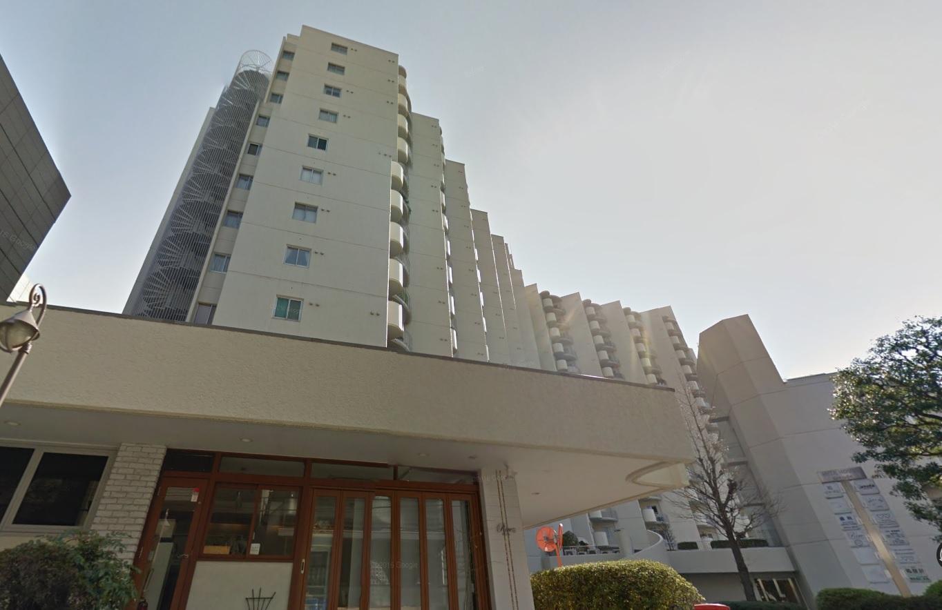 港区三田5丁目 区分マンション-外観