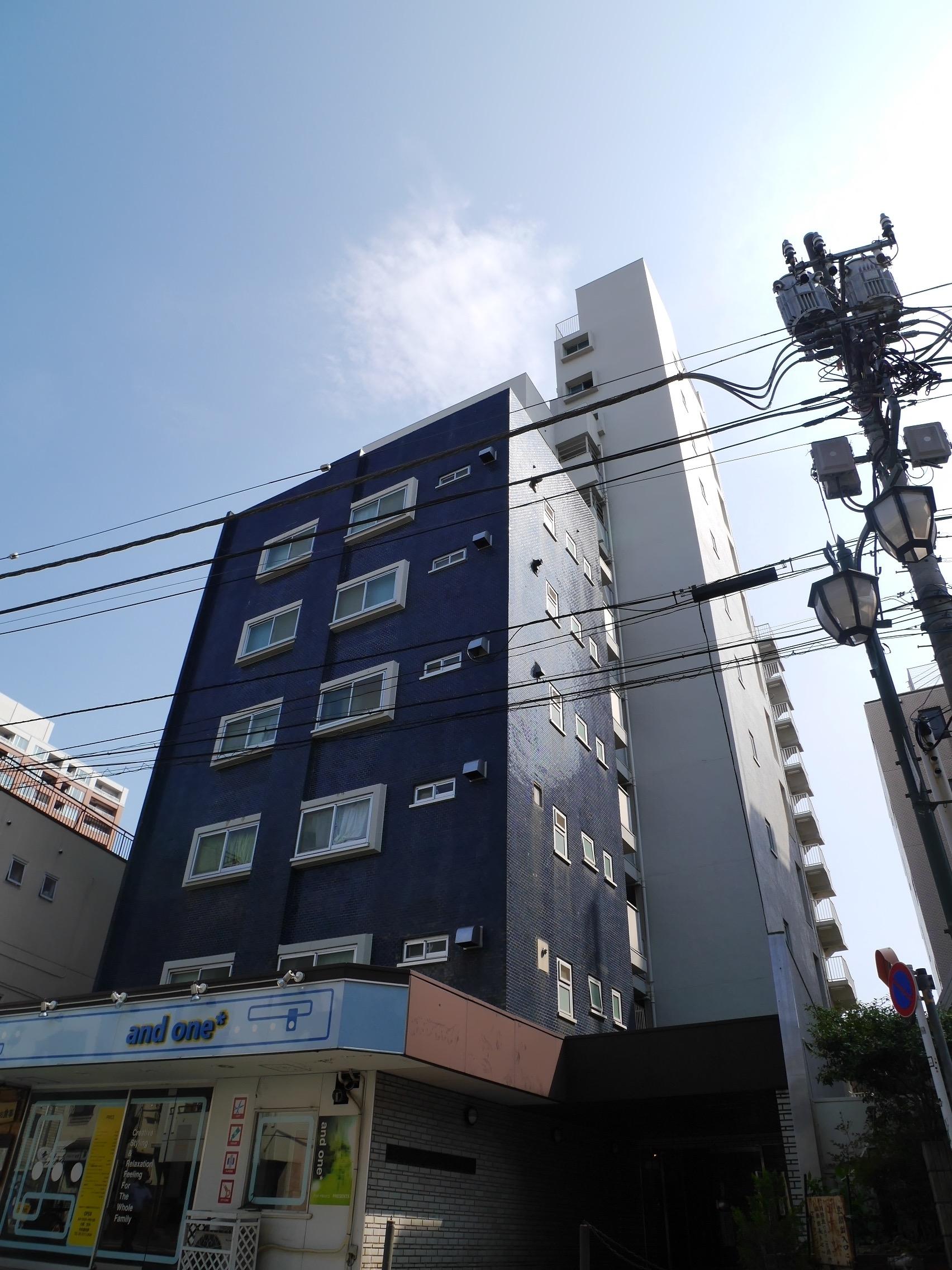 東京都品川区小山3丁目 区分マンション-外観