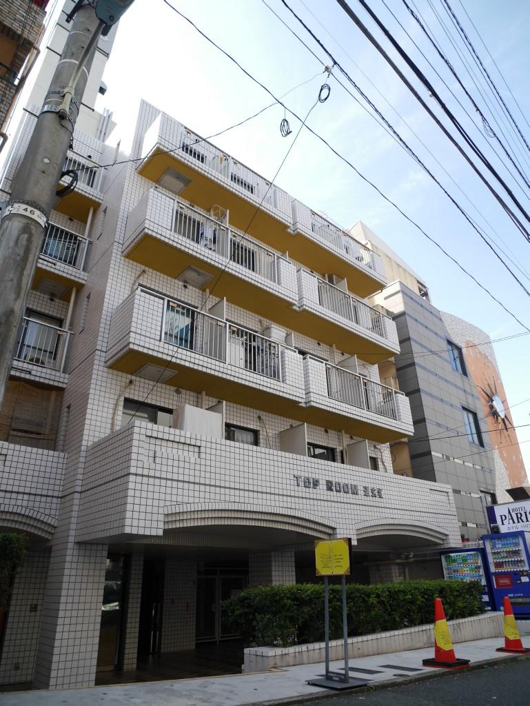 渋谷区道玄坂2丁目 区分マンション-外観