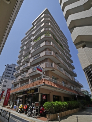 世田谷区駒沢2丁目 区分マンション-外観