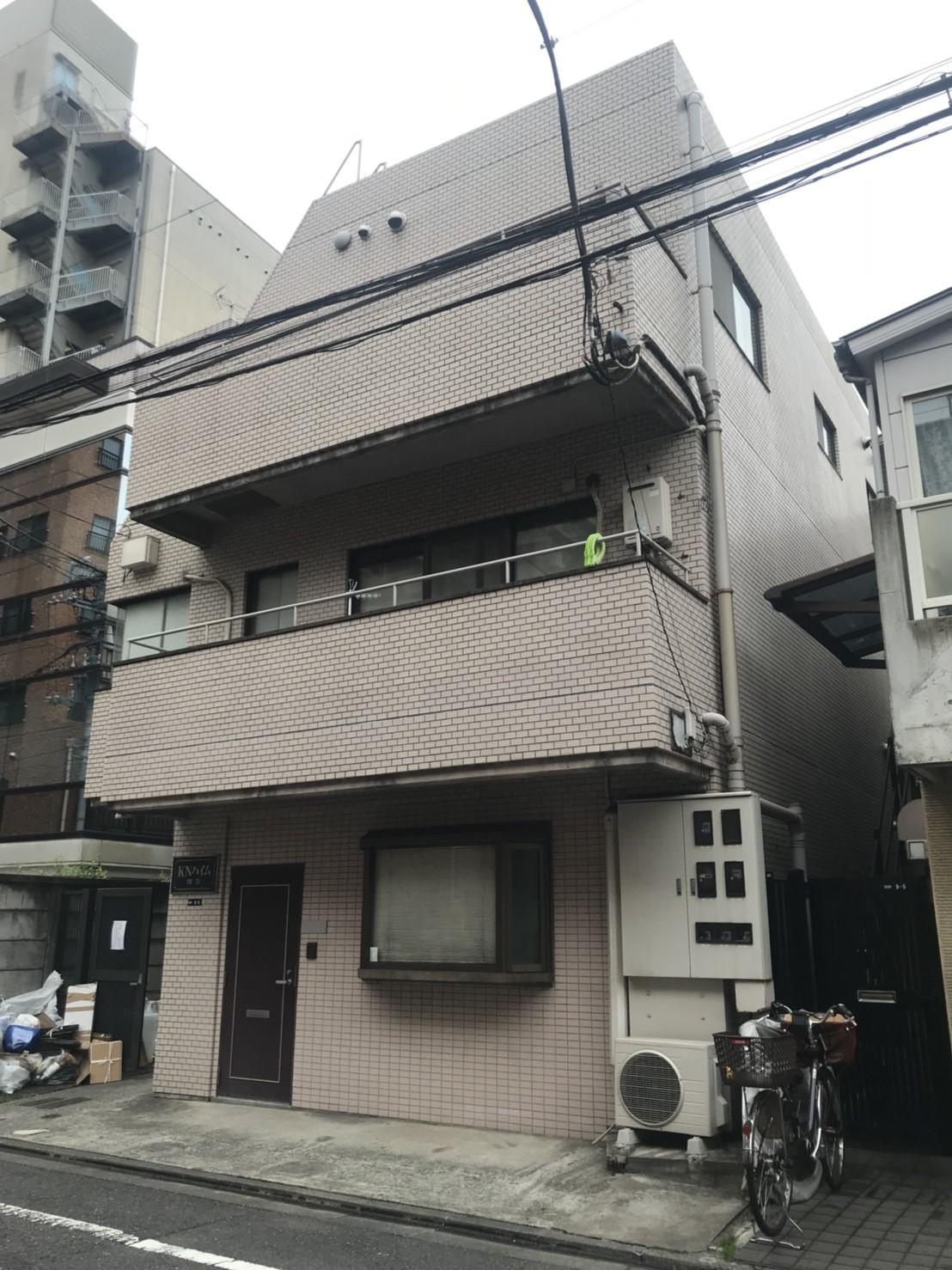 新宿区四谷坂町 区分マンション14戸-外観