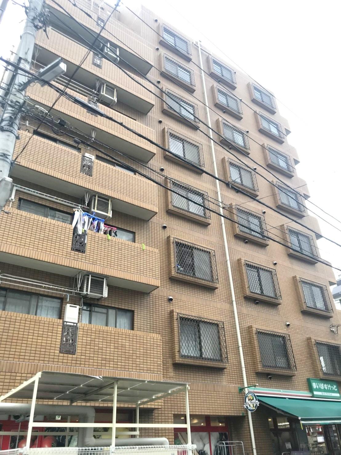 葛飾区亀有3丁目 一棟マンション-外観