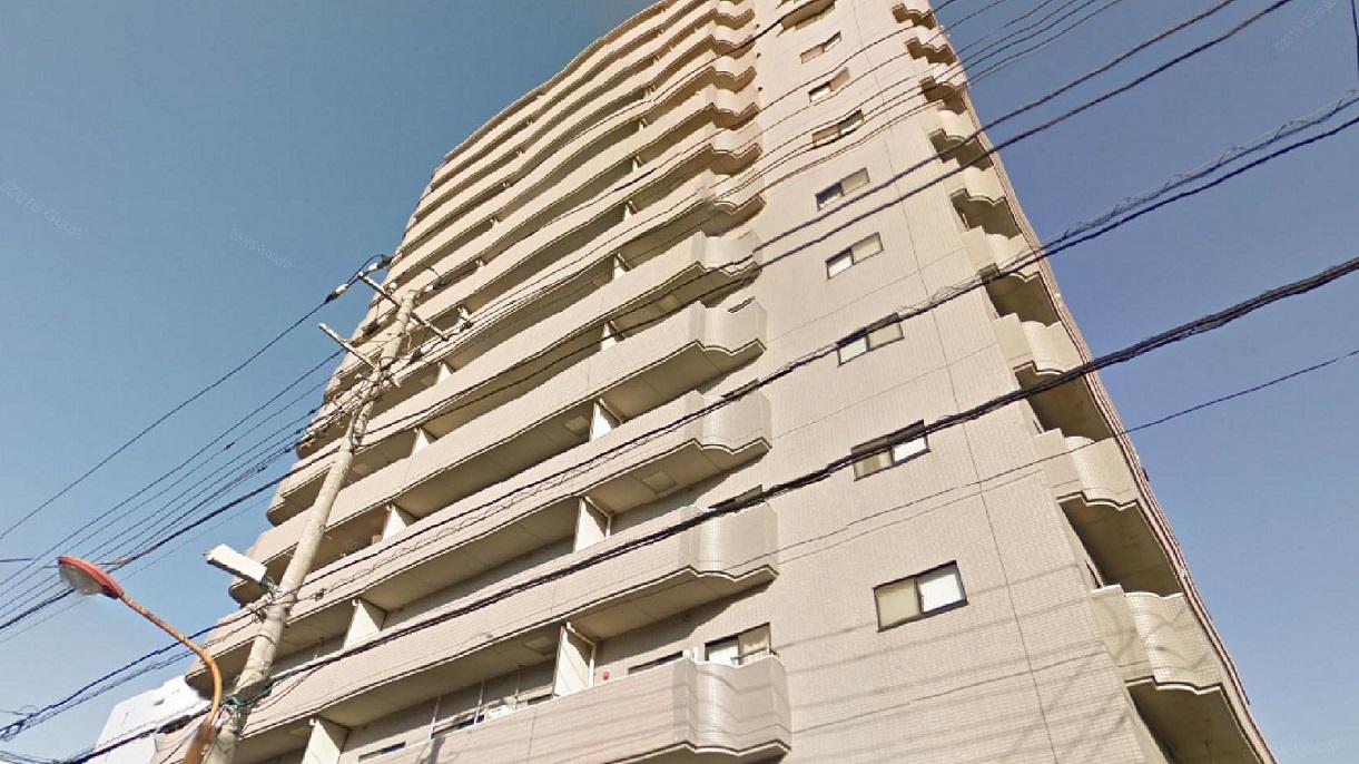 墨田区本所2丁目 区分店舗-外観