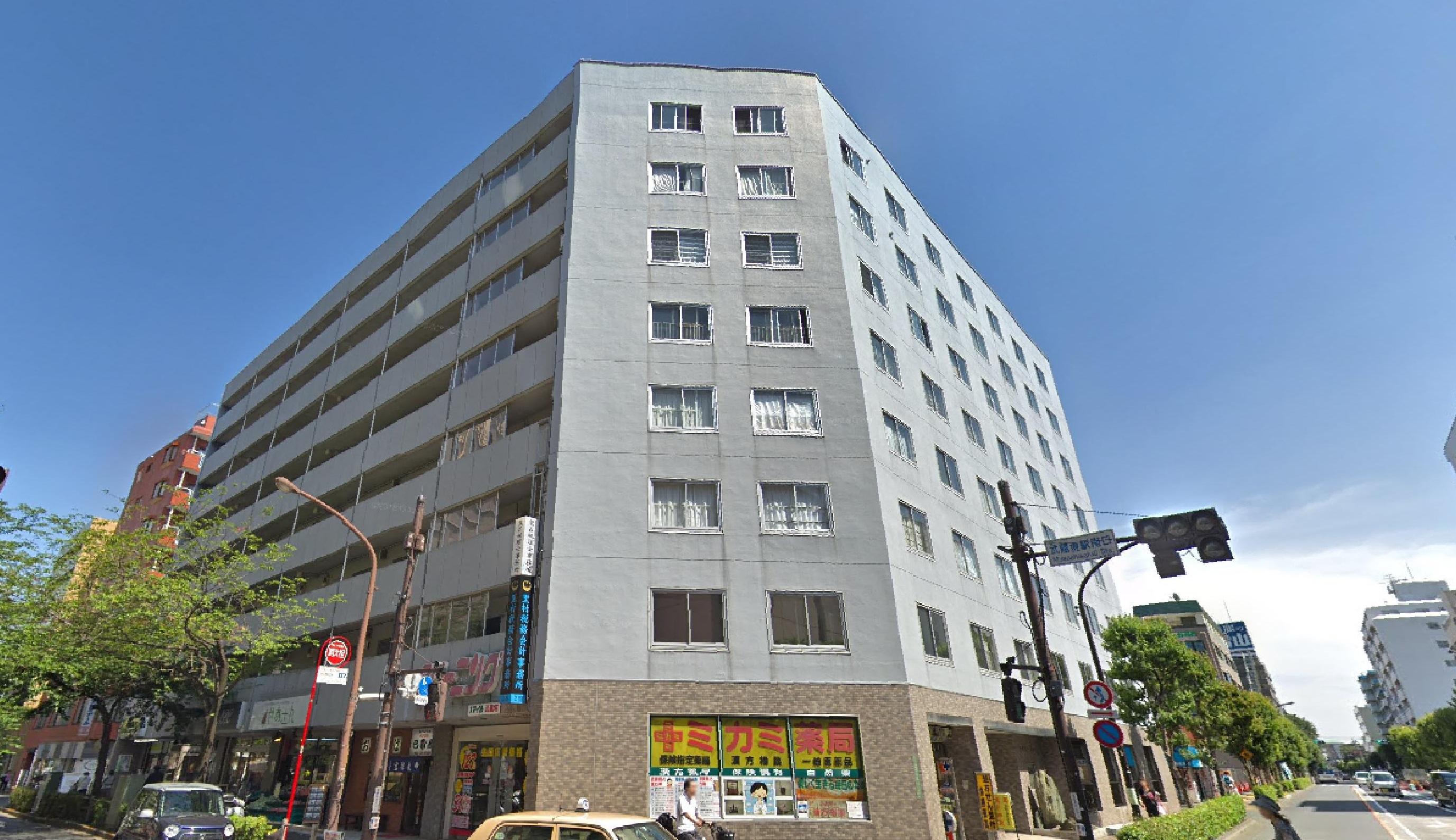 【☆売主物件☆】東京都武蔵野市境南町2丁目 区分マンション-間取り